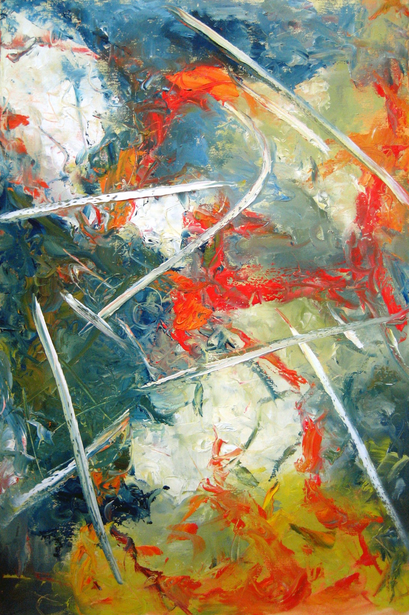 Melissa knight fine art original abstract expressionism for Original abstract paintings for sale
